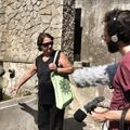 Nicola Di Croce - Performance Recorded in San Cipriano Picentino (SA), Italy - September, 4, 2015