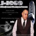 EDM Mix #3 J-1000 #thejrmartinexperience
