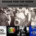 MOTIF RADIO PRESENTS: REGGAE PON TOP # 21 16-06-2020