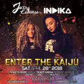 Jazzy Lioness & Indika - Live from Enter the Kaiju 28th April 2018