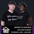 Graeme P & Soul Diva - We Came To Dance Radio Show 26 SEP 2019