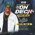 FLY 92.3 ON DECK MINI MIX GUEST SET