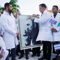 RadioVenceremos της Κούβας και του Χοσέ Μαρτί, με μουζικούλες ασορτί