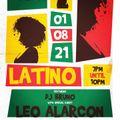 UTOPIA BOSTON RADIO Afro Latino Leo Alarcon LIVE set 01/08/2021
