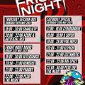 93-94 hardcore for Fright Night Radio