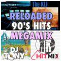 DJ Tony - Reloaded 90's Hits Megamix @ Retroradio / HitMix 18.6.2021