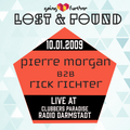Pierre Morgan b2b Rick RIchter - Live im Studio at RADAR - 10.01.2009
