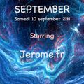 September show by Jerome.fr