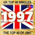 THE TOP 40 SINGLES OF 1997 [UK]