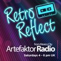 Artefaktor Radio! - San Remo - Retro Reflect! Show #50!