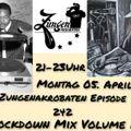 Zungenakrobaten Episode 242 - Lockdown Mix Volume 19 vom 05.04.2021