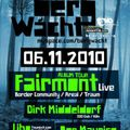 Fairmont live @ Bergwacht, Cologne, November 2010