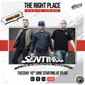 THE RIGHT PLACE Radio Show - Pt.03 S.01 • Special Guest: SENTINEL SOUND