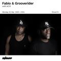 Fabio & Grooverider on Rinse FM w/ AC13 2nd March 2020