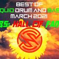 BEST of Liquid Drum And Bass MARCH 2021 - H&S Hall Of Fame