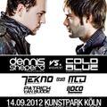 TEKNO vs MCO @ Save Our Souls Vol. 15 (14.09.2012)