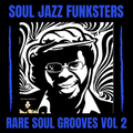 Soul Jazz Funksters - Rare Soul Grooves Vol 2