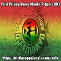 DJ Embryo - Strictly Ragga Jungle Radio Live 34