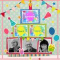 #BCTMWR Birthday Chart Toppers