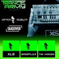 Mindflux @ Trance Army [Hyper Reality Takeover]