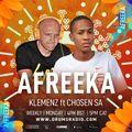 Afreeka with kLEMENZ 30/8/2021 guest: Chosen SA