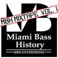 Miami Bass History – Mixtape Volume 1 (by DJ Overdose)