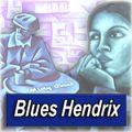 MISTY BLUES (Gina Coleman) · by Blues Hendrix