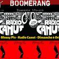 Interview Bluesy Pix - Boomerang - Radio Canut