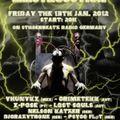 X-POSE - Electrocution @ Sthoerbeatz Radio Germany (13-01-2012)