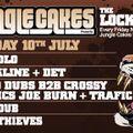 Deekline & MC Det - Jungle Cakes Lockdown 10-07-2020