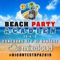 DJ CONTEST @ Beach Party acadien 2019