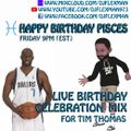 TIM THOMAS BDAY MIX (LIVE ON MIXCLOUD)