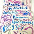 Buttape_Les Enormes Et Pourtant Invisibles -Benjamin Lew oeuvres '82-'93