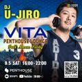 DJ U-JIRO Live at VITA Penthouse Lounge -Full Moon Party- 9/5/2020
