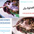 La Cofradia 4 de Julio de 2021, Canciones Endiosadas
