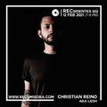 RECsidentes # 002 - Christian Reino AKA Ledh