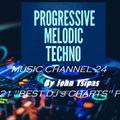 "MUSIC CHANNEL 24 - 2021 ""BEST DJ's CHARTS"" Pt.2"