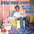 DAILYLEFTOVER African fireside favourites #7 @ RARARADIO 09-03-2020