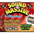 Sound 4 Massive feat. Blackboard Jungle - 18/05/20