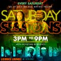 A Day @ the Licorice Lounge - Saturday Sessions - 20 April 2019