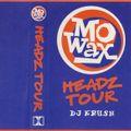 DJ Krush - Custard Factory, Birmingham 09.07.94 Mo Wax Headz Tour tape