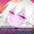 SadeN @ J-Core Live: Rolling Start 2020-09-19
