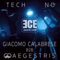 TECHNO 3 B2B Giacomo Calabrese - presented by ECERADIO.COM & MAEGESTRIS