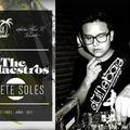 Ambar Music presents THE MAESTROS. SIETE SOLES. SET THREE JUNIO 2017