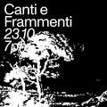 Canti e Frammenti Nr. 01