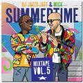 Dj Jazzy Jeff & MICK - Summertime  Mixtape Vol 5 (2014)