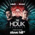 HDUK Podcast Episode 20 - Cally & Shocker ft. Steve Hill