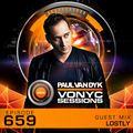 Paul van Dyk's VONYC Sessions 659 - Lostly