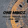 One Mindz Podcast #014 @ February, 2021