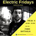 Fabio Battaglia Dj Set @ Electric Fridays Barcelona